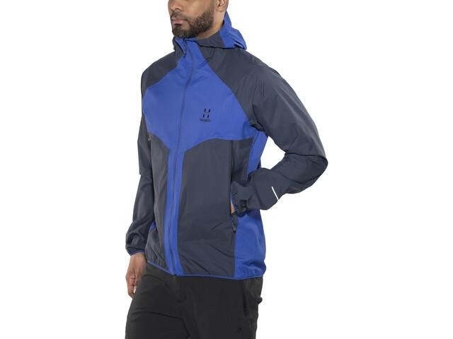 Haglöfs L.I.M Proof Multi Jacket Herren cobalt blue/tarn blue